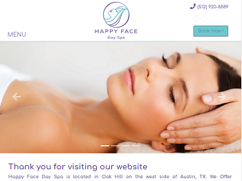 Happy Face Day Spa Austin Texas