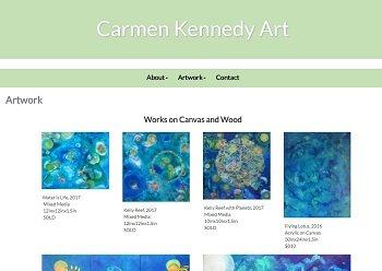 Art Website